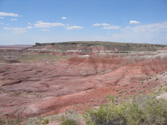 Inn at 410 Bed and Breakfast: The Painted Desert