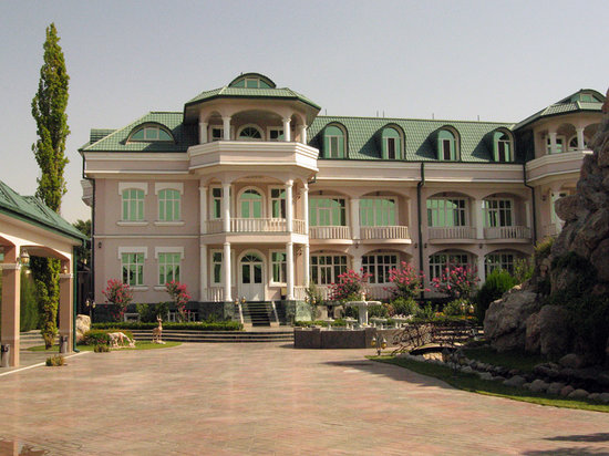 Photo of Hotel Mercury Dushanbe