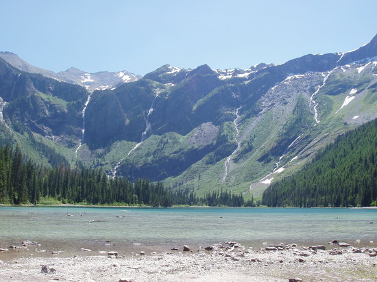 Good Medicine Lodge: Avalanch Lake