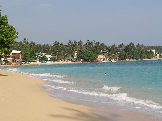 Thambapanni Retreat: Unawatuna beach