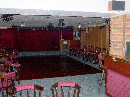 Wight Montrene Hotel: The dance floor
