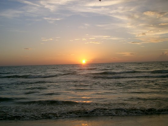 Isla del Padre Sur, TX: Sunrise
