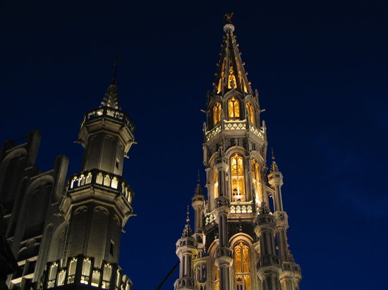 Brüssel, Belgien: Grand Place