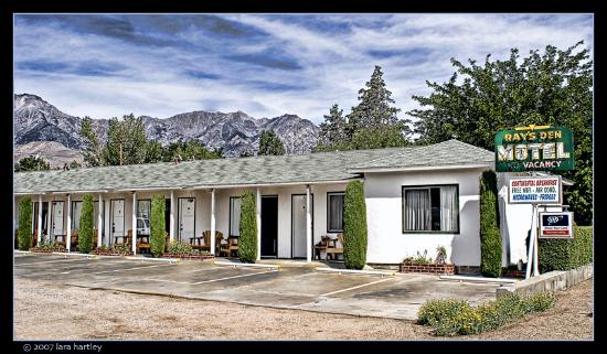 Independence, CA: great lodging