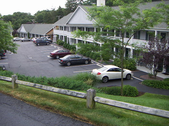 BEST WESTERN Plus Cold Spring: Looking towards the room