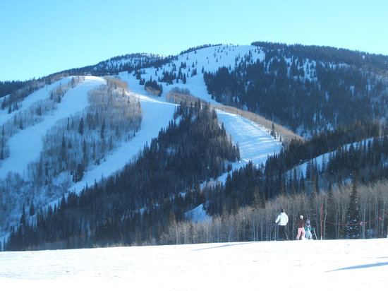 Steamboat Springs, CO: just the moutains