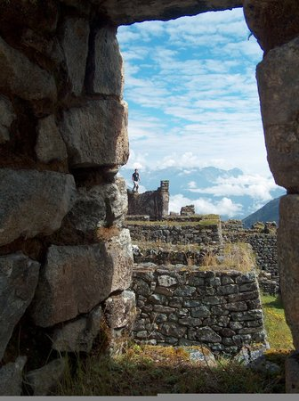 Prou : On the Inca Trail 