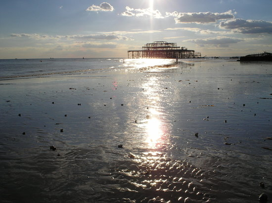 Brighton, UK: West Pier