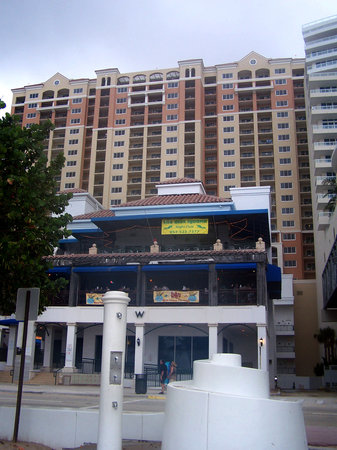 Photo of Beach Place Towers Fort Lauderdale