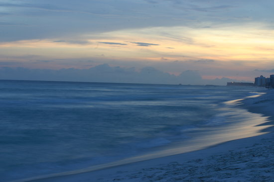Santa Rosa Beach, FL: Sunset