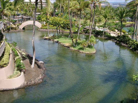 ‪‪Waikoloa‬, هاواي: view from Ocean Towers room balcony‬