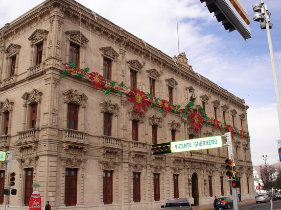 Chihuahua government palace