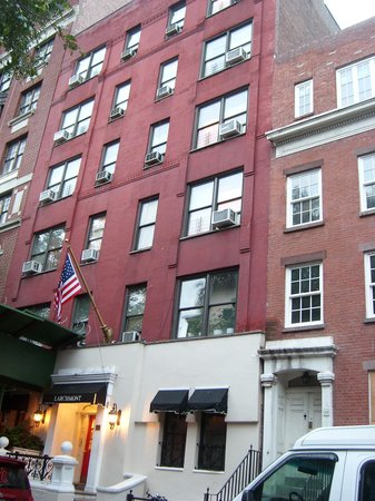 Larchmont Hotel New York City - Reviews and Rates - TravelPod