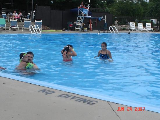 Outdoor Pool Great Picture Of Cambridge Ohio Tripadvisor