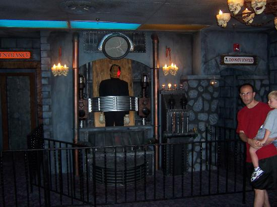 House Of Frankenstein Wax Museum Picture Of House Of