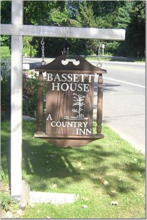 Bassett House Inn : The Bassett House