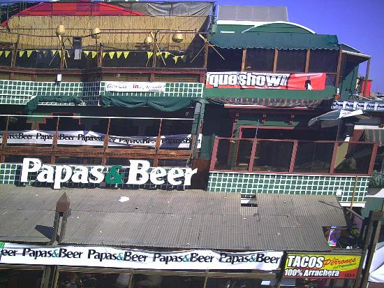 papas beer picture of papas and beer ensenada tripadvisor. Black Bedroom Furniture Sets. Home Design Ideas