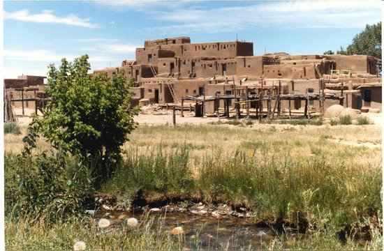 New Mexico, Taos pueblo