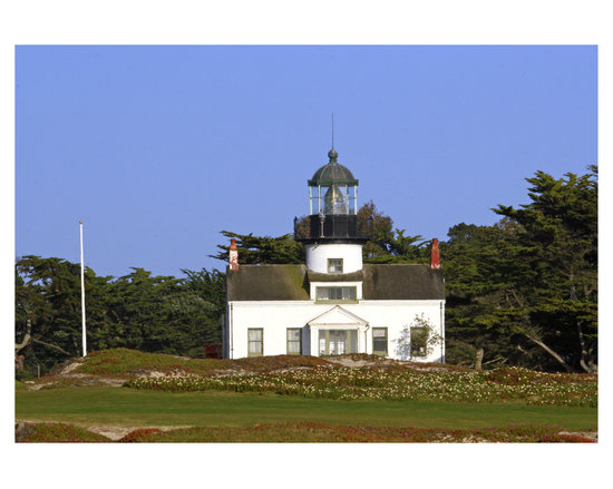 Monterey, Californië: Lighthouse