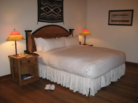 Elk Mountain Resort: Bedroom