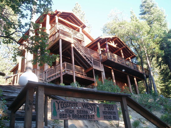 Yosemite West High Sierra Bed and Breakfast: Yosemite West
