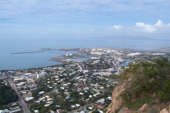 Townsville, Australie : Casino, Port and Marina