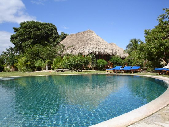 Placencia, Belize: The Pool