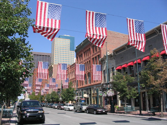 Денвер, Колорадо: Larimer Street, Downtown Denver