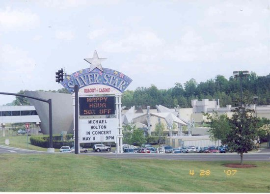 Philadelphia, MS: Silver Star Casino and Hotel