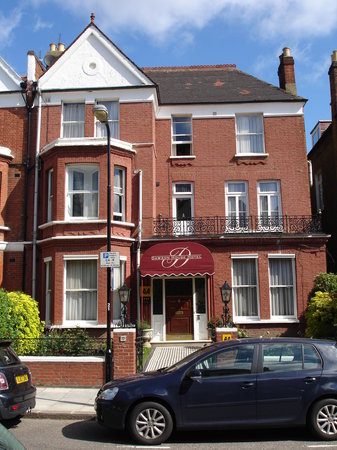 Dawson House Hotel: Hotel