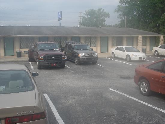 Americas Best Value Inn Myrtle Beach: its a motel .. really.