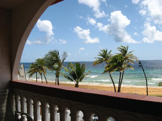 playa fortuna luquillo picture of luquillo puerto rico. Black Bedroom Furniture Sets. Home Design Ideas