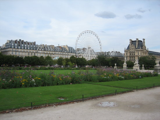Jardin des tuileries paris france hours address for Paris tuileries