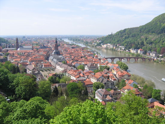 Heidelberg attractions