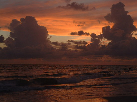 Madeira Beach, FL: Another Sunset