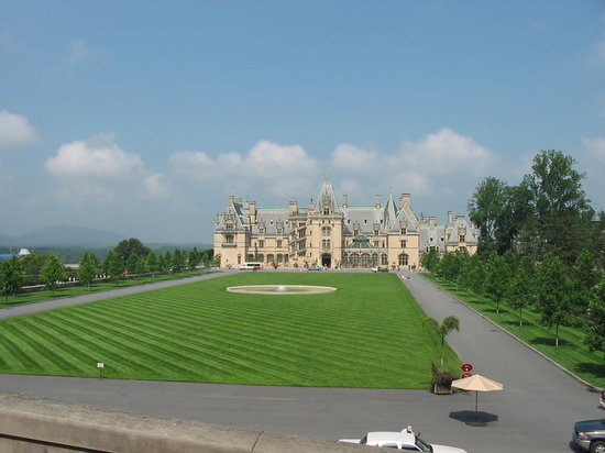 Biltmore Estate Asheville NC