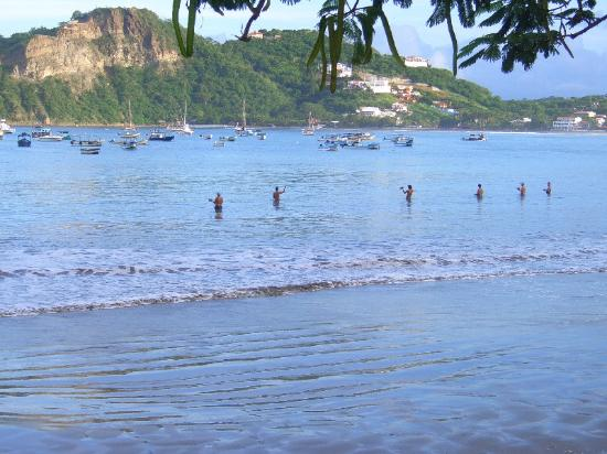 Hotel Gran Oceano: San Juan del Sur beach