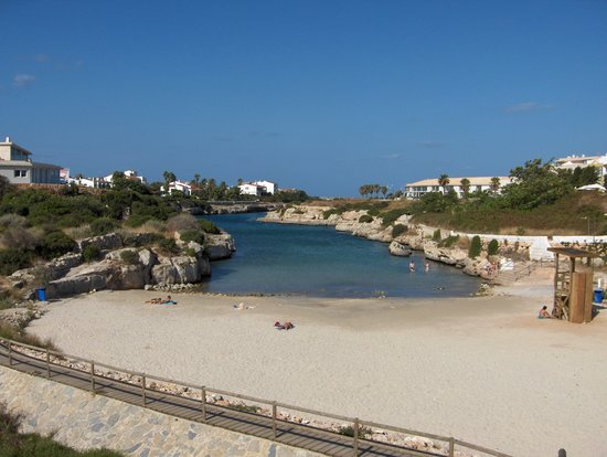 Ciudadela, Espagne : Beach - Cala El Degolador 