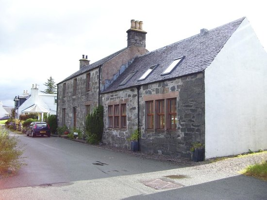 The Schoolhouse at Dornie