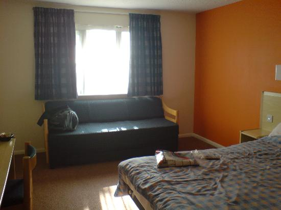 Travelodge Wellingborough Rushden: Room