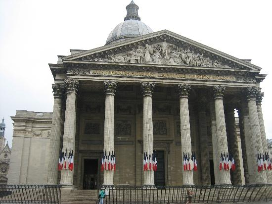 beautiful building - Review of Pantheon, Paris, France - TripAdvisor