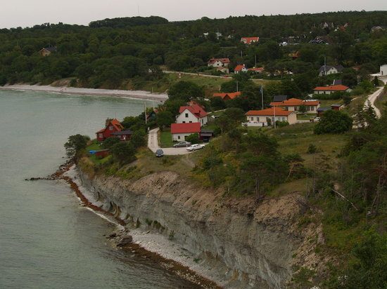 Visby Coastline