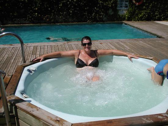 Boix Mar Hotel: Hot Tub