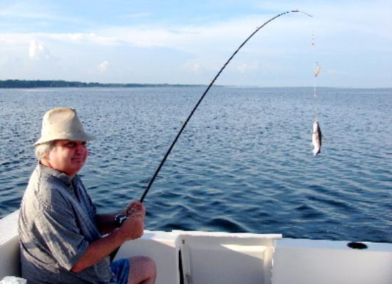My brother going surf fishing picture of cape san blas for Cape san blas fishing report