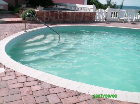 how to clear a pool that is cloudy