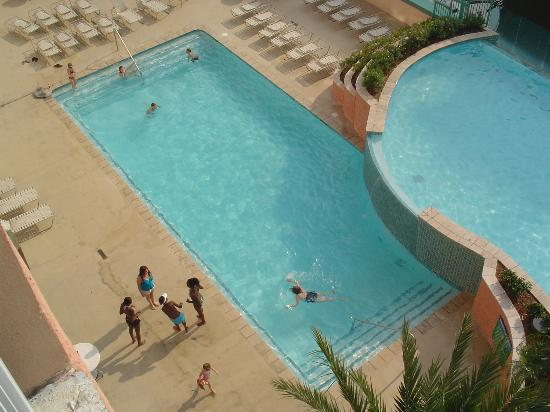Isle Casino Hotel Biloxi: bottom pool