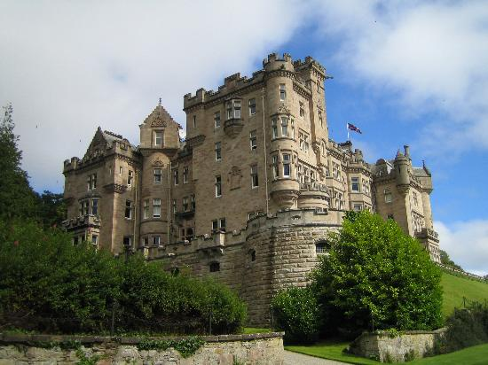 Dornoch, UK: Skibo Castle