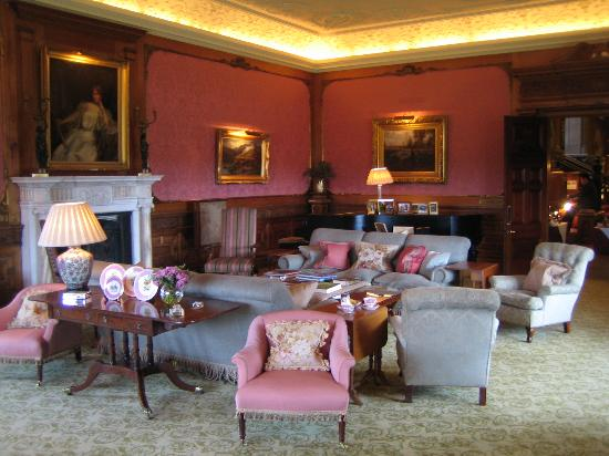 The Carnegie Club at Skibo Castle: The Drawing Room