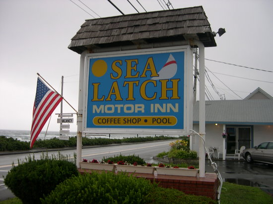 Sea Latch Motel: The Sea Latch Motor Inn