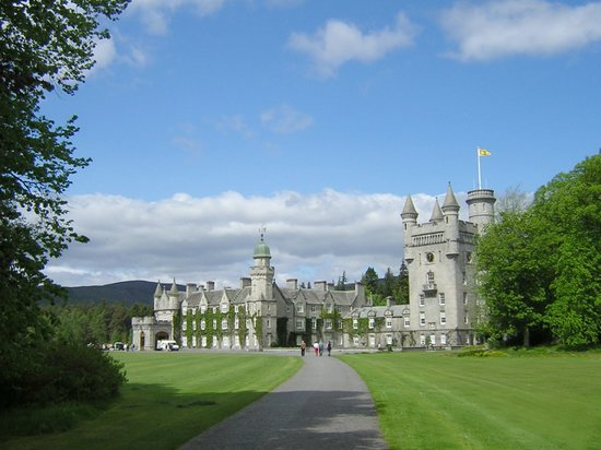 Balmoral Castle, Ballater, Scotland